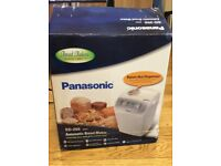 Panasonic automatic breadmaker SD255 WXC £30 ONO