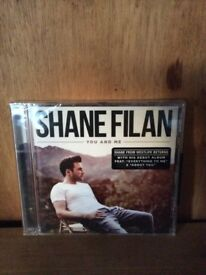 Shane Filan Debut Cd Album