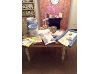 Next....best friends nursery set