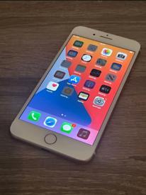 iPhone 8+ Plus 64GB Gold Unlocked