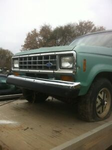 1985 bronco 11 parting out