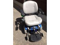 PRIDE 1107 ELECTRIC WHEELCHAIR