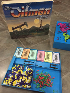 Looking to buy an Oilman Board game Will Pay $100