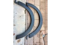 Mini wheel arch trim
