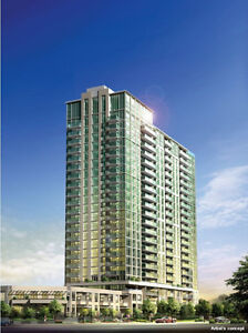 1+ Den condo for rent Walk to Square ONE for June 1st
