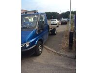 FORD TRANSIT RECOVERY TRANSPORTER