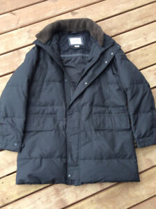 Geox Down & Feather Coat - Never Worn
