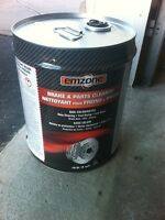 Emzone parts and brake cleaner