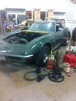 1970 corvette stingray