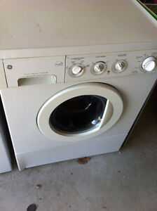 HE Washer & Gas Dryer