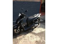 HONDA PS 125 FOR SALE STERLING