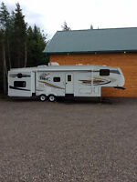 Very Clean - 2008 Jayco Eagle Super Lite Bunk House Fifth Wheel