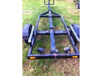 Boat trailer up to 19ft