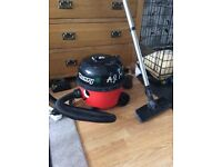 Henry Hoover with attachmetn