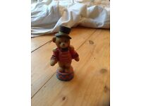 Cherished teddies. Bruno figure