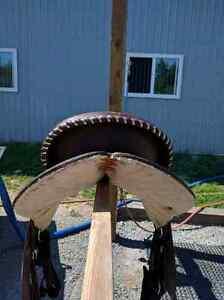 "Blue Ridge Barrel Saddle 15"" Kawartha Lakes Peterborough Area image 6"