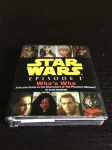 Star wars episode 1 a phantoms menace pocket book