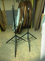 Professional DJ Speaker/lighting stands