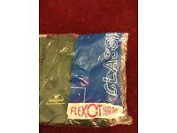 New FLEXOTHANE/basetech work waterproof jacket chem proof too