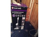 Russell Hobbs upright cleaner