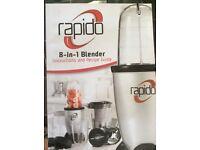 Rapids 8-in-1 Blender
