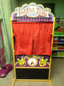 Puppet Theatre and Puppets Peterborough Peterborough Area image 1