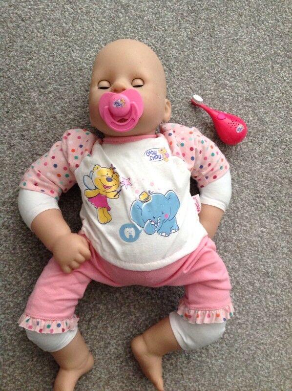 Baby ChouChou teething doll
