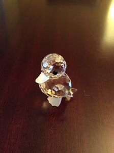 Swarovski crystal duck figurine Kingston Kingston Area image 2