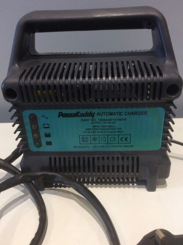PowaKaddy Automatic battery charger for golf trollies | in Southside