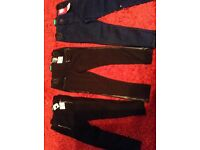 3 pairs Trousers/jeans 5/6 year old NEW