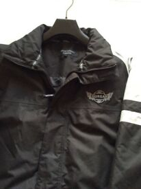 Morgan car driving jacket