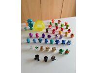 GO GOs Figures CRAZY BONES collectables toys go go collection
