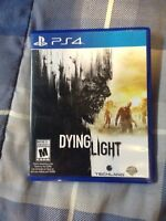 Trading/Selling Dying Light Perfect Condition (PS4)