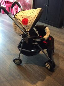 Mamas and Papas dolls pushchair/buggy