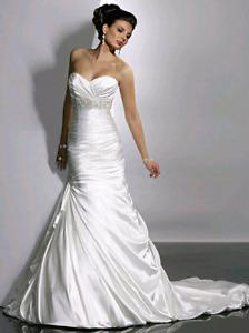 Plus Size - Maggie Sottero Wedding Dress