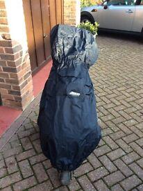 Rain cover golf bag