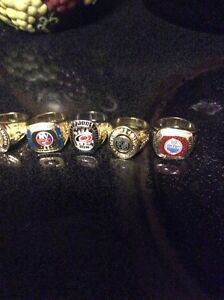 NHL  collectable hockey rings contact if interested  St. John's Newfoundland image 4