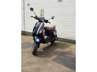 Vespa LX 125 lx125 not et4 free delivery