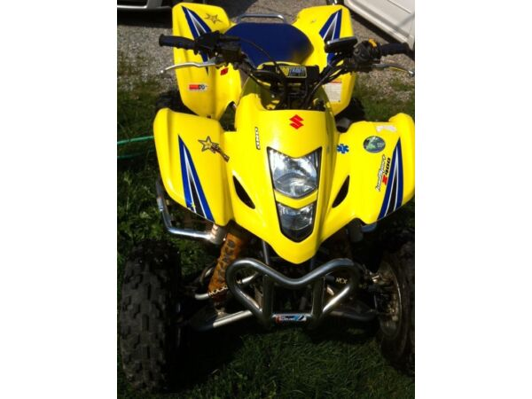 Used 2006 Suzuki ltz 400 quadsport