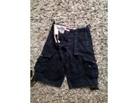 Mens cargo shorts from superdry