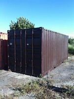 20' Storage Containers for Rent $80 a month