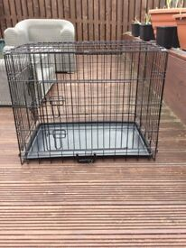 3 Dog crates / cages for sale good condition