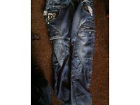 Men's police jeans 663