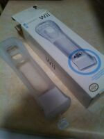 Wii motion plus and remote sleeve