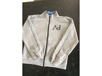 Armani Junior zip up jacket Size 12A
