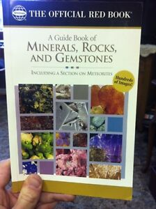 Guide Book of Minerals, Rocks and Gemstones
