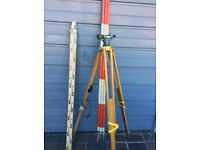 Quickset surveying level
