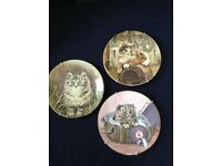 Royal Worcester wall plates