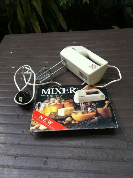 Equity mixer. In good working condition.