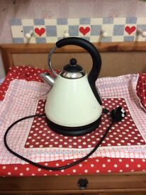 Vintage kettle for decoration only